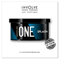 Organic Spill Proof Air Freshener: Involve One Splash