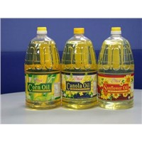 Refined Rapeseed / canola oil