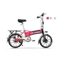 12/14/16/18 electric bike for studens folding e-bike