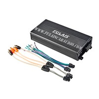 Class D 5 Channel  (100W x 4 + 200W x 1 ) Mini Powerful Amplifiers