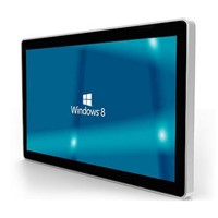 32 Inch Wall Mount LCD Media Player with USB & HDMI Input
