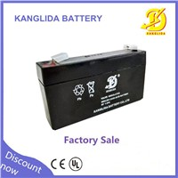 6v1.3ah mf attendance machine .alarm apparatus battery