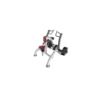 Bailih Newly Professional Strength Gym Equipment / Row Machine With Factory Sale