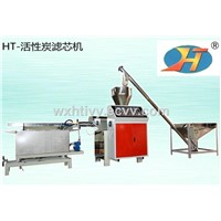 CTO Carbon Filter Cartridge Making Machine