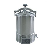 hot sell Fully stainless steel portable type  digital autoclave
