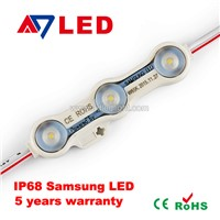 unique designs IP68 samsung led module