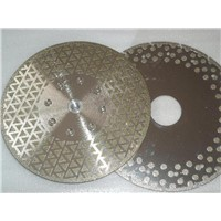 230mm electroplated diamond disks for granite and marble