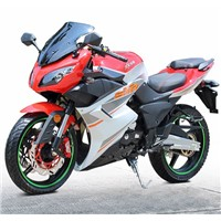 250cc Street Bike Ninja Style Rally Sport - Model: DF250RTS