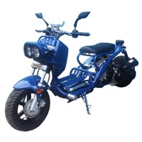 50cc Cruiser 4 Stroke Moped Scooter
