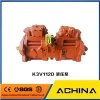 full range types excavator parts hydraulic pump