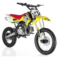 DB-X18 125cc Manual Pit Dirt Bike w/Twin-Spare Tubular Frame