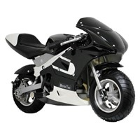 MotoTec 33cc 2-Stroke Gas Pocket Bike