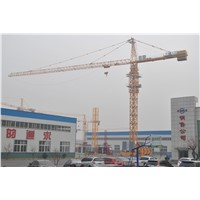 Qtz100 (TC6010) Construction Self-Erecting Tower Crane with Ce and ISO9001 Approved