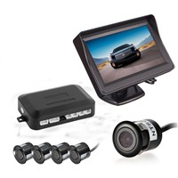 car video parking sensor system Parking Aid Reverse Backup Radar backup System
