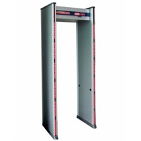 walk through metal detector/door frame metal detector/security metal detector gate