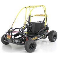 136cc Black Widow 4-Stroke Go Kart w/ Full Suspension