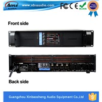 High Power Subwoofer Sound System Fp20000Q Power Stage Amplifier 2200W*4CH