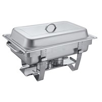 633 9L Chafer Full Pan Size Chafing Dish Food Buffet Catering Serve Tray