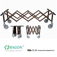 Aluminum Alloy Coffin Trolley for Sale
