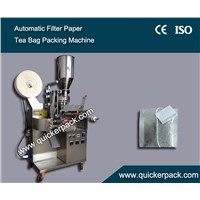 Single Serving Tea Bag Packing Machine with Filter Paper