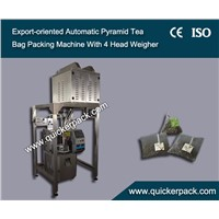 Triangle PLA Bag Packing Machine with Thread and Tag