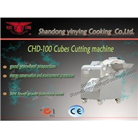CHD100 cubes cutting mchine