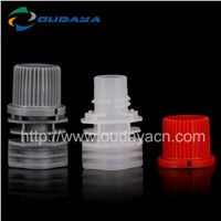 Colorful Plastic Spout Caps for Beverage Soft Pouch Bag or Bottle