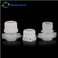20mm width detergent washing powder spout and cap