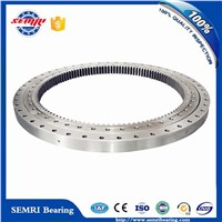 Internal Gear Single Row Contact Ball Slewing Bearing for Excavators