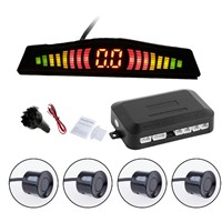 LED Display Parking Sensor Swith For Optional