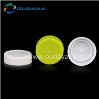 Wholesale Plastic PE/PP Bottle Cover And Lid Screw Cap Customized