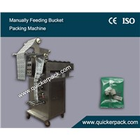 Manually Feeding Automatic Back Seal Hardware Packing Machine