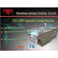 YQC-Q1000 YQC-QJ600I multifunction vegetable cutting machine