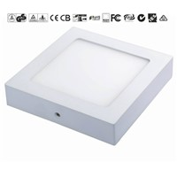 6w 12w 18w Ceiling Square Mounted Panel Light LED Light with CE