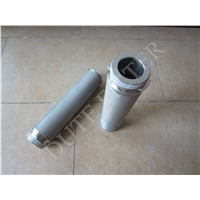 industrial stainless steel chemical filter element