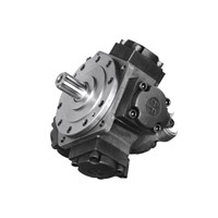 low speed high torque radial piston hydraulic motorYJMEF8