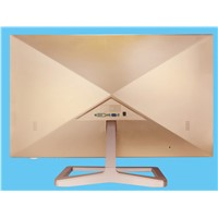 golden LED monitor