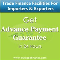 Avail Advance Payment Guarantee APG  for Traders