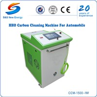 Oxyhydrogen Brown Gas Generator Automobile Engine Carbon Cleaning Machine1500L/H  CCM-1500-W