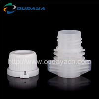 20mm Pilfer-proof plastic screw cap and lid for laundry detergent bags
