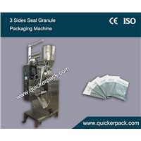 Automatic Three Sides Seal Granules Packaging Machine