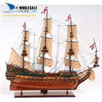 FRIESLAND MODEL SHIP