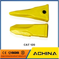 New design bucket teeth for wheel loader