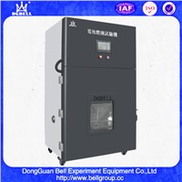 UL2054 Electric Controller Battery Testing Equipment For Battery Burning Test