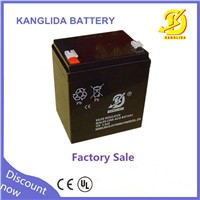 manufacturer  china lead acid 12v4battery