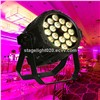 18x10w RGBW 4in1 Outdoor Waterproof Outdoor Light,IP65 LED Par Light