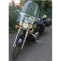 2001 Honda VT750CD Shadow Deluxe ACE Motorcycle w