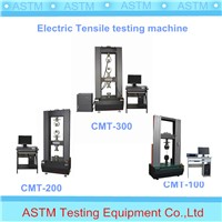 100kN UTM Electronic tensile testing machine (CMT-100)