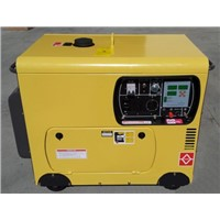 6500W Portable Gas Generator with Remote Electric Start