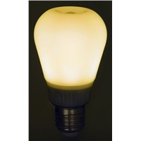 A60 LED Lamp with Milk Bulb